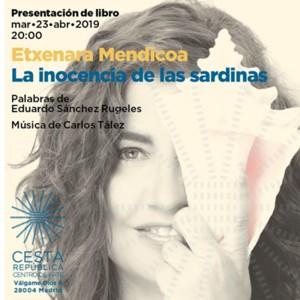 """""""La inocencia de las sardinas"""", una novela sobre Naiguatá, en Madrid"""