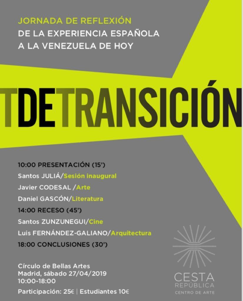 T de transición