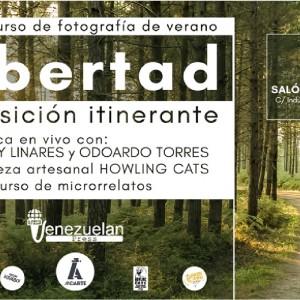 """""""Libertad"""", la exposición de fotos de Venezuelan Press llega a Barcelona"""