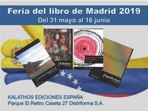 Narradores y poetas de la diáspora venezolana