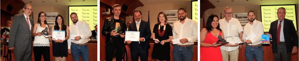 Ganadores concurso periodismo venezuelan press