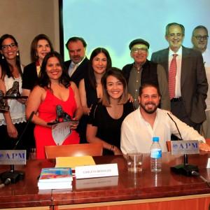 "Ariana Guevara se alza con el primer premio del IV Concurso de periodismo ""Miguel Otero Silva"""