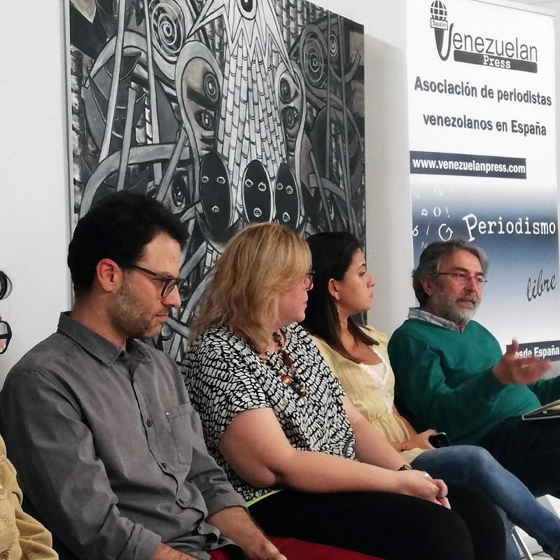 El Pitazo con Venezuelan Press
