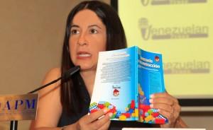 Presentación del libro Venezuela en reconstrucción