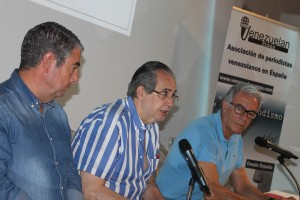 Miembros de Honor Venezuelan Press