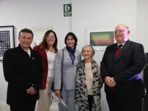 Exposición en Madrid de artistas por los periodistas venezolanos