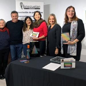 La IV exposición de artistas plásticos en Madrid por los periodistas venezolanos se extiende hasta el 4 de noviembre