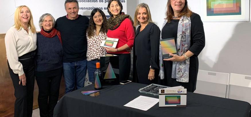 IV Exposición artistas por los periodistas venezolanos