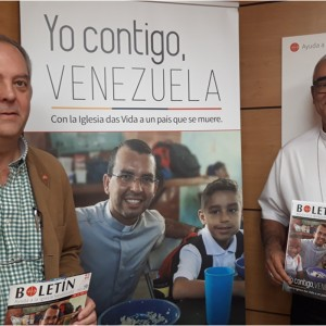 Un millón de euros en ayudas para Venezuela