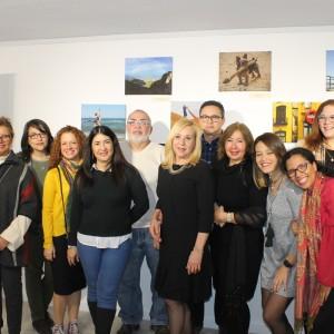 Venezuelan Press expone las fotos de su V Concurso de verano en Santa Ana Art Gallery