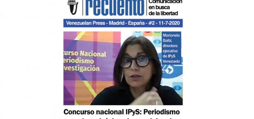 Premio IPyS en Recuento-Venezuelan-Press-