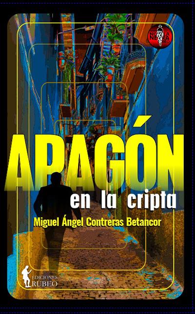 Apagón en la cripta  de Miguel Angel Contreras
