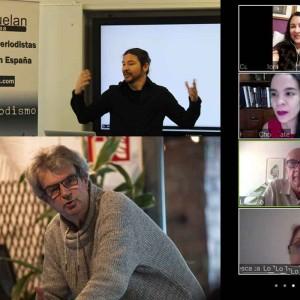 Portavocía, OBS, cocina venezolana y redes sociales para emprendimientos: Inicia online la X edición del Taller del mes