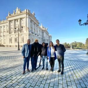 La Gaita Zuliana llega a España, transformada en Tanguillo de Cádiz