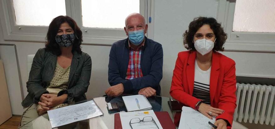 Venezuelan Press Euskadi y la Asociación de periodistas vascos