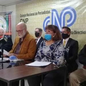 CNP cierra el 2020 con un comunicado en defensa de la libertad de expresión