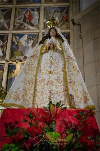 Virgen del Valle en Madrid