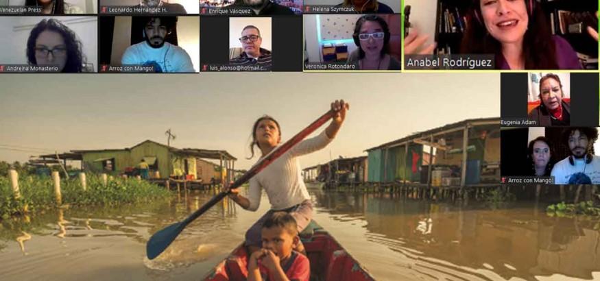 Érase-una-vez-en Venezuela, Congo Mirador