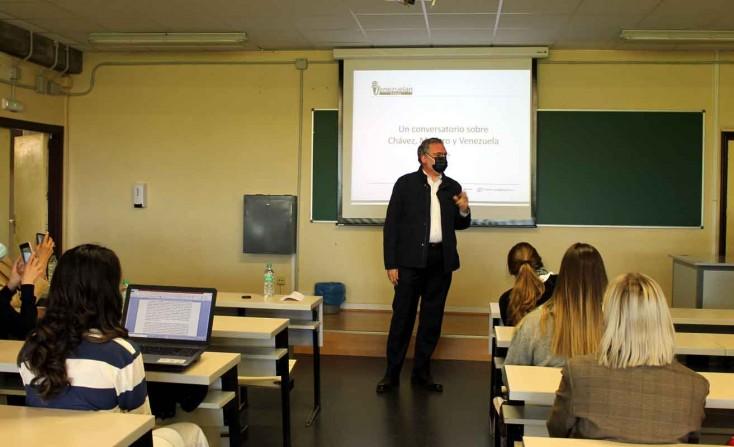 Venezuelan Press inicia un ciclo de charlas en universidades españolas para sensibilizar sobre la migración venezolana
