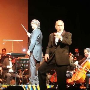 La Orquesta Cruz Diez, se lució