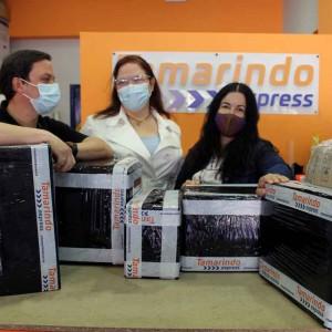 Venezuelan Press envía las primeras 6 mil mascarillas a los periodistas en Venezuela