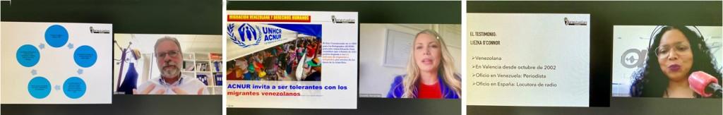 Charla-VzuelanPress-Universidad Ramon Llull