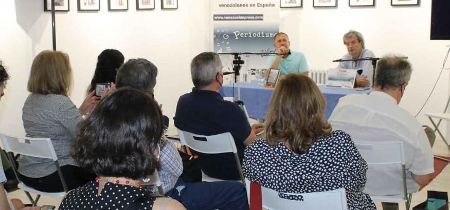John-Petrizzelli-con-Venezuelan Press
