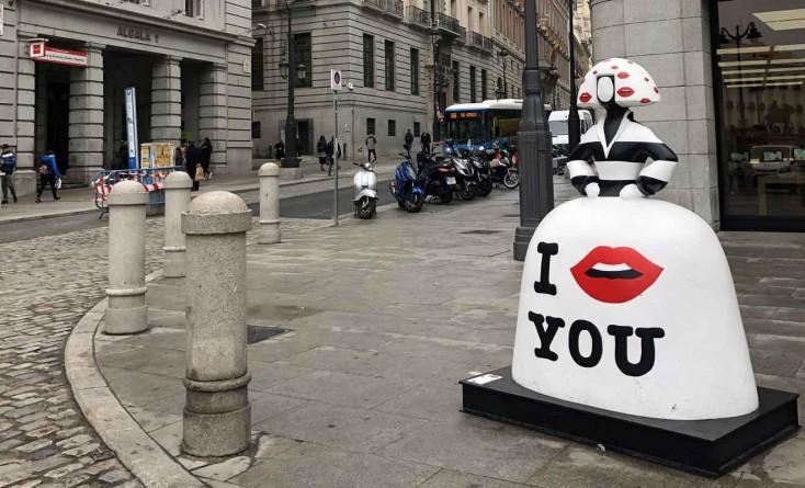 'Meninas Madrid Gallery': Medio centenar de Meninas vuelven a las calles de Madrid