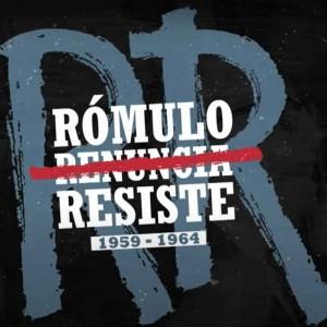 Rómulo Resiste, la nueva película de Carlos Oteyza